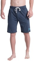 Lucky Brand Sueded Knit Lounge Shorts (For Men)