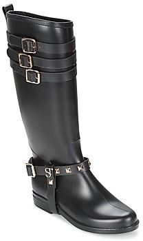 Supertrash SAMMY women's High Boots in Black