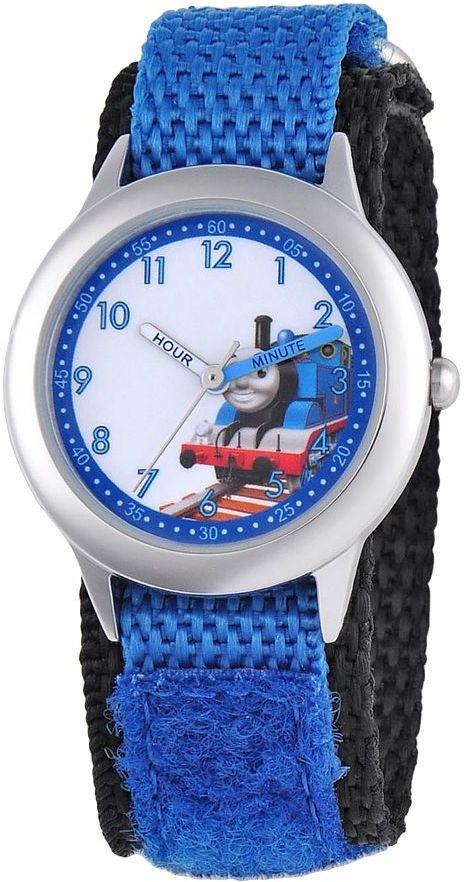 Thomas & Friends Stainless Steel Time Teacher Watch - W000725 - Kids