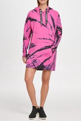 DKNY Tie Dye Sneaker Dress