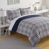 Izod Fairway Plaid Comforter Set