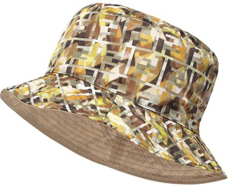 Fendi reversible FF motif hat
