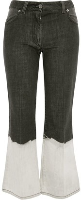J.W.Anderson Cropped Flared Jeans