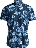 SABA Wynn Printed Shirt