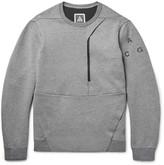 Nike ACG Cotton-Blend Tech Fleece Sweatshirt
