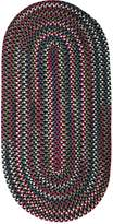Colonial Mills CK47R024X120 Chestnut Knoll Space-Dye Braided Rug