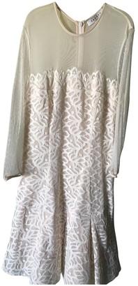 Sandro Ecru Skirt for Women