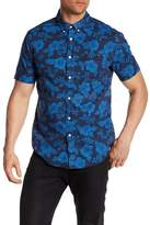 Trunks Floral Print Shirt