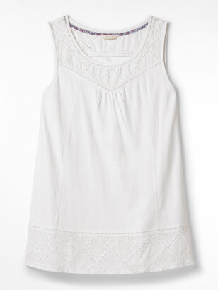 White Stuff Longline Locket Vest
