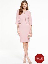 Very PREMIUM Embellished Jacket Suit Dress