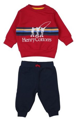 Henry Cotton's Baby fleece set
