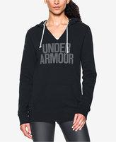 Under Armour Favorite Fleece Logo Pullover Hoodie