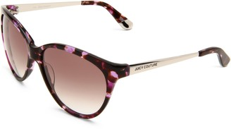 Juicy Couture Women's Juicy 510/S Rectangle Sunglasses