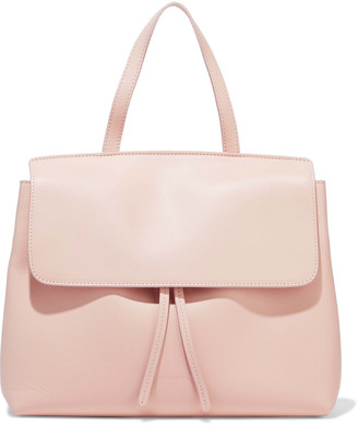 Mansur Gavriel Mini Lady Leather Shoulder Bag