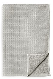UCHINO Solid Waffle Pile Hand Towel