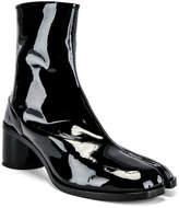 Maison Margiela Tabi Ankle in Black & Red | FWRD