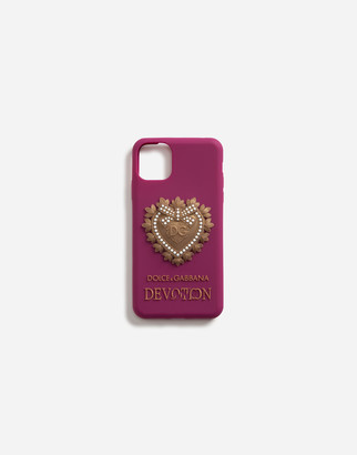 Dolce & Gabbana Rubber Devotion Iphone 11 Pro Max Cover