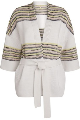 Barbour Coastal Stripe Cardigan