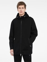 Calvin Klein Platinum Doubled Face Hooded Jacket