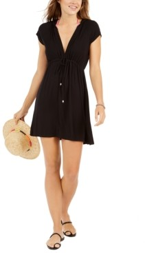 Thumbnail for your product : Dotti Resort Hooded Dress Cover-Up Women's Swimsuit
