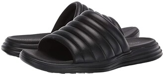 Mark Nason Hyper Sandal - Degree (Black) Men's Sandals