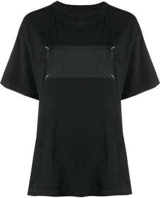 Maison Margiela signature stitch T-shirt