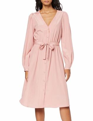 VILA CLOTHES Women's Vipaddy L/s Dress