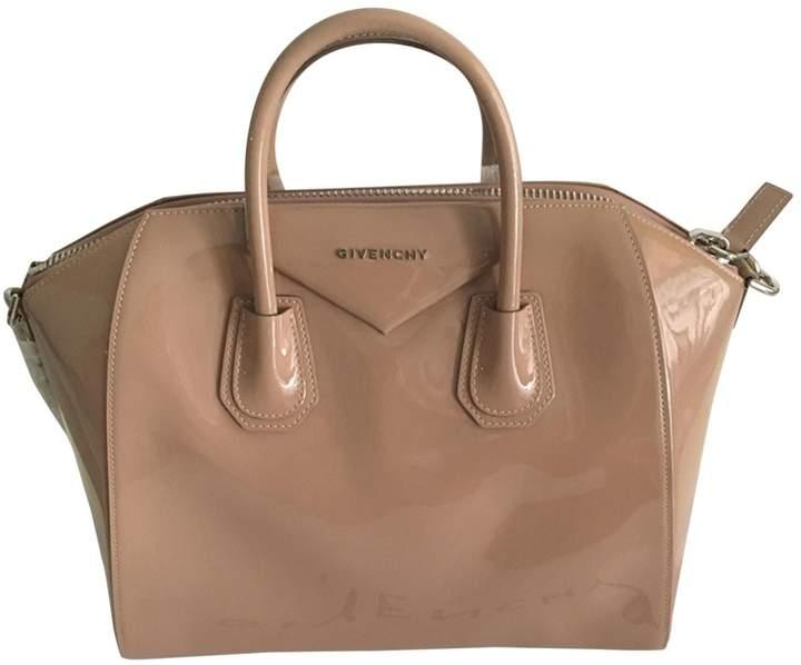 Givenchy Antigona patent leather handbag
