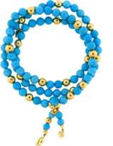 Tamara Comolli Turquoise India Wrap Bracelet
