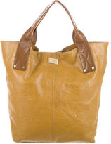 Diane von Furstenberg Addison Leather Tote