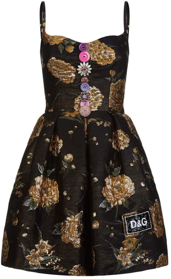 Dolce & Gabbana Embroidered Dress