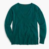 J.Crew V-neck swing sweater