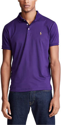 Polo Ralph Lauren Men Custom Slim Fit Soft Touch Polo Shirt