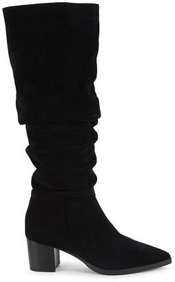 Blondo Tallis Suede Knee-High Boots