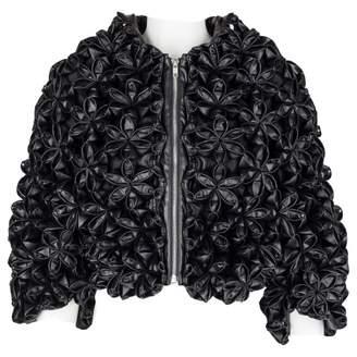 N. Noir By Kei Ninomoya \N Black Synthetic Jackets