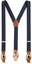 Brooks Brothers Double Stripe Suspenders