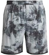 The Upside Base Trainer 2.0 Acid-print shorts
