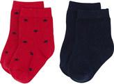 Petit Bateau Pack of two cotton socks
