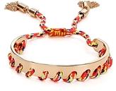 Rebecca Minkoff Whipstitch Wrap Bracelet