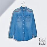 Tommy Hilfiger Denim Shirt Gigi Hadid