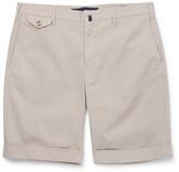 Incotex - Slim-fit Stretch-cotton Twill Shorts