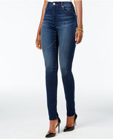 INC International Concepts Curvy Sunday Wash Skinny Jeans, Only at Macy's