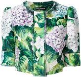 Dolce & Gabbana Ortensia jacket - women - Silk/Viscose - 44