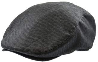 Black Brown 1826 Newsboy Cap
