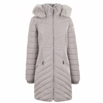 DKNY Stretch Puffer Jacket