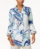 JM Collection Printed Shirt, Only at Macy's