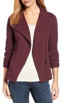 Women's Caslon Knit Moto Jacket