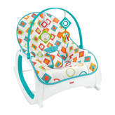 Fisher-Price Infant To Toddler Rocker Geo Diamonds Baby Swing
