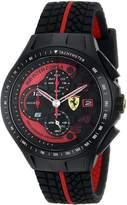 Ferrari Men's 0830077 Race Day Stainless Steel Watch