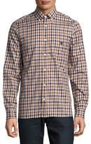 Aquascutum Checkered Sport Shirt